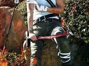 Cosplay Lara Croft Tomb Raider (MelRaider)