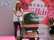 Vertbaudet, Prénatal Bébécar Barcelona Fashion Walking