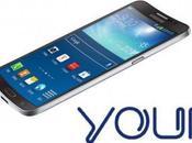 ¿Galaxy Note vendrá pantalla tres caras?