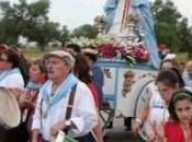 Romería Nuestra Señora Ángeles, patrona Montequinto.