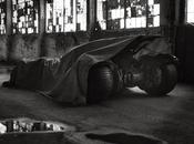 Mire primera imagen Bat-movil, película Batman Superman