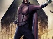 Nuevo anuncio X-Men: Días Futuro Pasado centrado Magneto