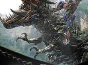 """Nuevo póster """"transformers extinción"""" optimus prime grimlock"""