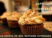 Capuccino cupcakes, avisé, esta semana cupcakes