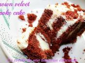 Brown velvet poke cake, nuevo desafío cocina