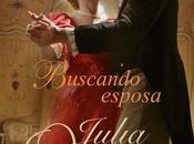 Reseña Buscando esposa, Julia Quinn
