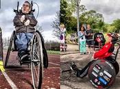 """Equipo Géminis: posible perseguir sueños, incluso estás sentado silla ruedas"""""""