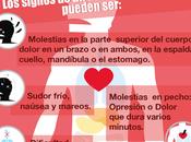 ¿Cómo reconocer ataque corazón? #Infografía #Salud #Cardíaco
