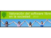 Publicados resultados encuesta Software Libre sociedad 2010