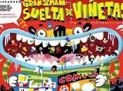 Gran semana suelta viñetas: cronograma eventos