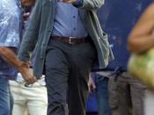 'Leo Strut' Leonardo Caprio tampoco puede pasear sonriente calle