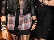 """Madonna hija Lola León celebran fiesta lanzamiento línea ropa """"Material Girl"""" Nueva York"""