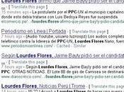 Lourdes flores pobre presencia