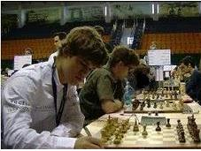 Vallejo pierde Carlsen Alsina salva muebles Olimpiada