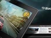 BlackBerry PlayBook, presenta tablet