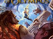 Portada Revelada: Blood Olympus (The Heroes Olympus, Rick Riordan