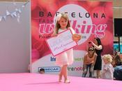 Little Star Barcelona Fashion Walking