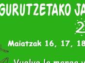 Gurutzetako Jaiak 2014 Mayo)