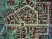 Map-a-week archive material desde Wizards Coast