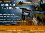 Taller diseño construcción personajes para animación stop-motion