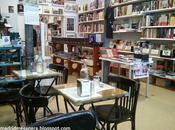 tarima libros, librería encanto