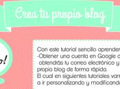 ¿Como crear blog? consiguelo paso paso!