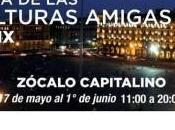 Feria Culturas Amigas 2014 Programa