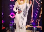 look famosos premios Martin Fierro 2014