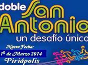 Corrida Doble Antonio febrero cambió para Marzo 2014 Piriapolis nueva edición esta prueba callejera