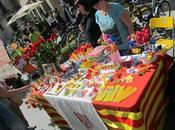 Unas muestras Sant Jordi