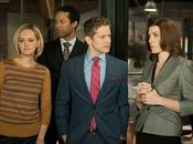 "Crítica 5x22 Weird Year"" Good Wife: Hard It's Goodbye"
