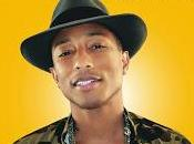 Pharrell Williams octubre Barcelona Madrid