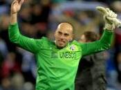 Willy Caballero fuera Mundial
