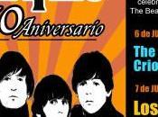 Tres conciertos para celebrar Beatles