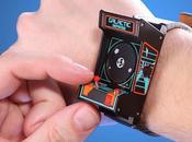 está aquí reloj pulsera definitivo para nostálgicos maquineros