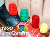 Lego Nails Tutorial
