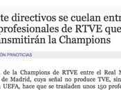 "Change.Org reune miles firmas contra directivos RTVE quieren ""colar"" entre profesionales"