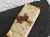Tarta crema cacahuete