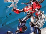 Transformers celebra aniversario.