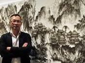 Chen Chun-Hao Pinturas Milenarias Recreadas Clavos