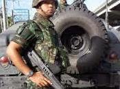 Ejército tailandés golpe Estado