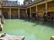 Bath: Termas Romanas elegante Restaurante Pump Room