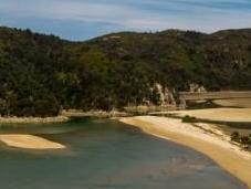 Abel Tasman, entre playas