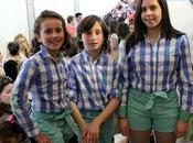 Desfile Moda Estetica Pedro Pinatar (2): Backstage infantil Infantil