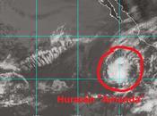 """""""Amanda"""" huracán Pacífico México"""