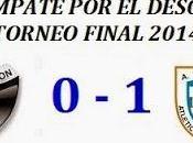 Colón:0 Atlético Rafaela:1 (Desempate descenso)