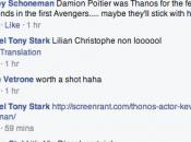 James Gunn dice Diesel interpreta Thanos Guardianes Galaxia