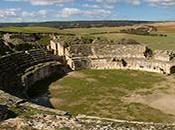 Saelices- Anfiteatro Segóbriga