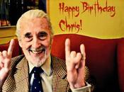 Christopher cumple años. Felicidades Chris!