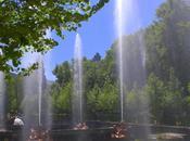 fuentes jardines Granja